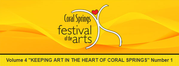 Susan Greeley Named Signature Artist for Coral Springs Festival of the Arts 2019