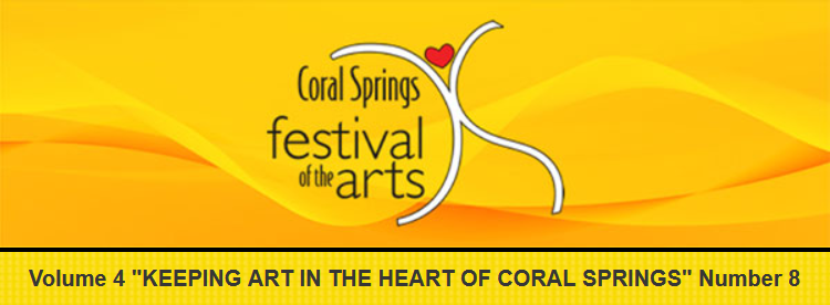 Cindy Silva Named Signature Artist for Coral Springs Festival of the Arts 2020