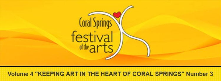 Art as Fashion Showcased at Coral Springs Festival of the Arts 2019