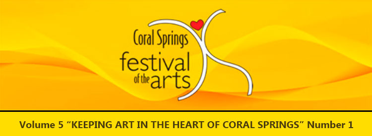 Enjoy some memories of the 15th Annual Coral Springs Festival of the Arts!